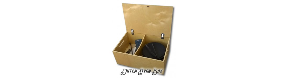 Dutch Oven Box