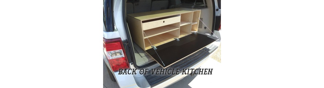 Vehicle Kitchen